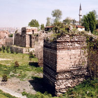 Blachernae Walls